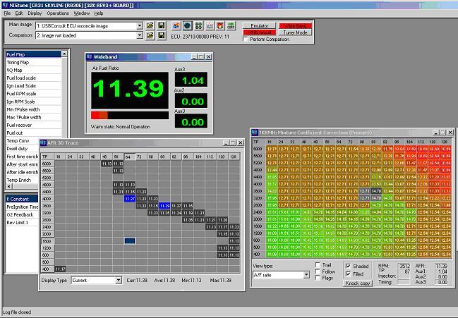 PLMS Developments - Nistune